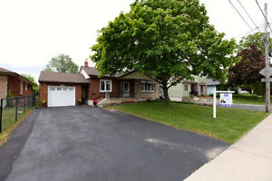 Well Cared for Solid Brick Bungalow with Separate In-Law Suite!!
