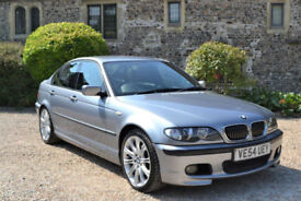 BMW 325 2.5 2004 i Sport, 117K MILES, FULL S/HISTORY, 3 OWNER, JUST SERVICED
