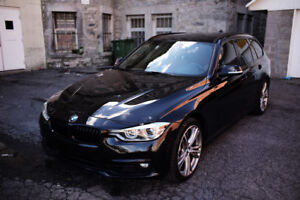 2016 BMW 328I TOURING WITH M-SPORT PACKAGE