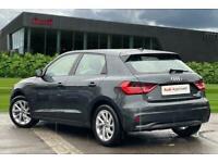 2019 Audi A1 Sportback Sport 30 TFSI 116 PS S tronic Auto Hatchback Petrol Auto