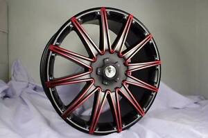 "BRAND NEW 20"" BLACK DIAMOND WHEEL FOR MOST BIG PASSENGER CAR Coopers Plains Brisbane South West Preview"