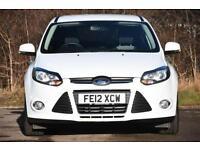 Used Ford Focus Zetec, 2012, 1560cc, 5 door