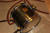 Yamaha MAPLE custom (not Absolute) toms 10, 12, 14 Drum Batterie