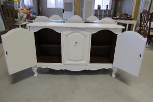 Queen Anne Style Sideboard London Ontario image 4