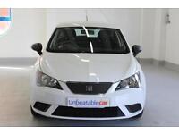 2013 SEAT IBIZA 1.2 TDI CR Ecomotive S 5dr [AC]