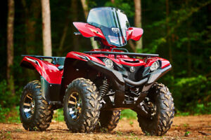 Yamaha Grizzly, have 2, as new, WILL TRADE,these we top model