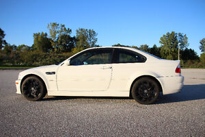 2002 BMW E46 M3 Coupe 6 SPD Safetied & Etested