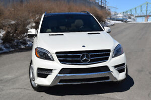 Mercedes ML350 diesel - toutes options
