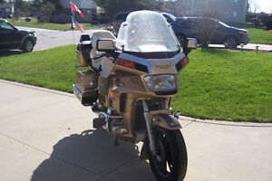 85 Limited Edition Goldwing 10th year Anniversary