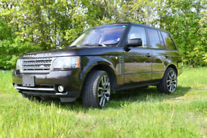 2010 Land Rover Range Rover Supercharged VUS