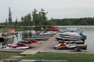 Summer Boat Storage on White Lake for 2018