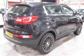 2012 62 KIA SPORTAGE 1.7 CRDI 1 5D 114 BHP DIESEL