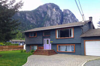 Rare Squamish Executive Home