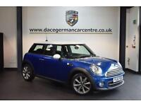 2012 12 MINI HATCH COOPER 1.6 COOPER D LONDON 2012 EDITION 3DR CHILI PACK 110 BH