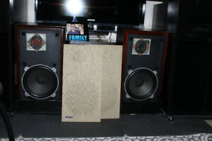 LARGE ADVENTS SPEAKERS