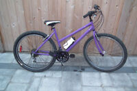 21 SPD. RALEIGH MOUNTAIN BIKE  EXCELLENT CONDITION