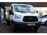 2014 64 FORD TRANSIT 2.2 350 RWD 125 EF LWB RECOVERY / CAR TRANSPORTER DIESEL