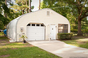 Steel Building, Garage, Workshop HALF PRICE!! MUST GO!!