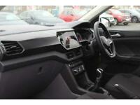 2020 Volkswagen T-Cross 1.0 TSI SE (s/s) 5dr Other Petrol Manual