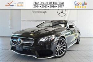 2017 Mercedes-Benz S550 4MATIC Coupe