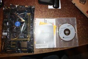 Windows Server Mainboard Bundle + OS Inc