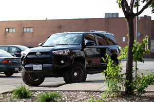 2016 Toyota 4Runner Trail Edition SUV, Crossover