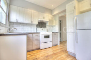 SPACIEUX STYLE CONDO, BALCON, COUR, MONTREAL-OUEST