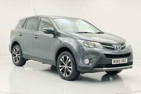 image for 2015 Toyota RAV4 2.0 D-4D Icon 5dr SUV Diesel Manual