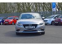 2014 MAZDA 3 Mazda 3 2.0 [120] SE Nav 5dr