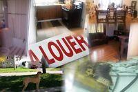 CHAMBRE A LOUER - ST-HUBERT / LONGUEUIL (ENA, AEROPORT, ASC)