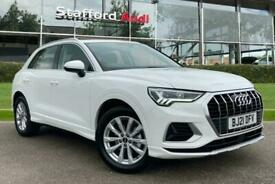 image for 2021 Audi Q3 Sport 35 TFSI  150 PS 6-speed Estate Petrol Manual