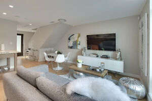 Luxurious Yaletown Townhouse in The Mark Building