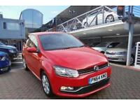 2014 Volkswagen Polo 1.2 TSI SEL (110 PS) (s/s) 3dr
