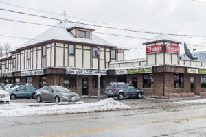 Professional Office in Downtown Tecumseh - Gross Lease