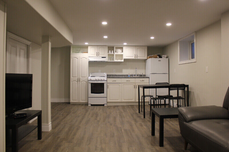 1 Bedroom in Renovated Apartment - Utilities Included ...