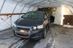 2013 Chevrolet Sonic LS hatchback