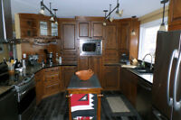 CUSTOM BUILT INS AND CUSTOM KITCHENS