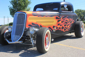 1933 FORD COUPE Steetrod