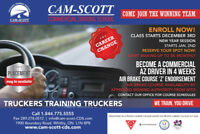 AIR BRAKE COURSE - FEB 15 & 16 Call 1-844-775-5555