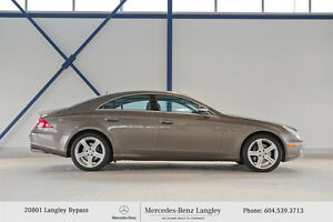2006 Mercedes-Benz CLS-Class amg Coupe