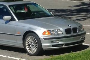 2001 BMW 330i 4 door manual 5 speed transmission