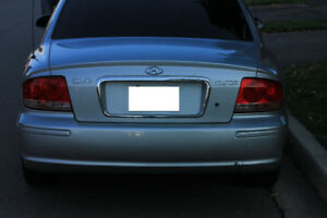 2004 Hyundai Sonata Sedan