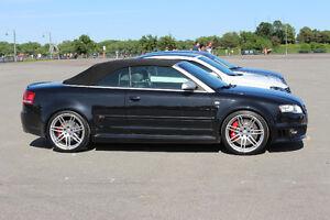 2008 Audi RS4 Cabriolet