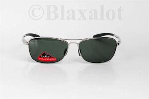 REDUCED: Bolle Ventura Polarized Unisex Aviator Sunglasses