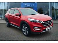 2018 Hyundai Tucson T-GDI SPORT EDITION 5DR - FULL SIZE SPARE WHEEL, FRONT+REAR