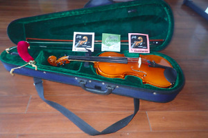 3/4 Violin Perfect for Beginners!