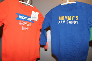 6-12 Month Onesies with Funny Sayings St. John's Newfoundland image 2