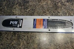 """20"""" bar and chain  for chain saw"""