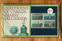 Thematic Collection #28 - 1984 Lighthouses of Canada - Mint MNH