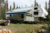 Sundance 330FB Fifth Wheel